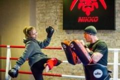 Тренировки для детей и взрослых в «Nikko Fight Club»