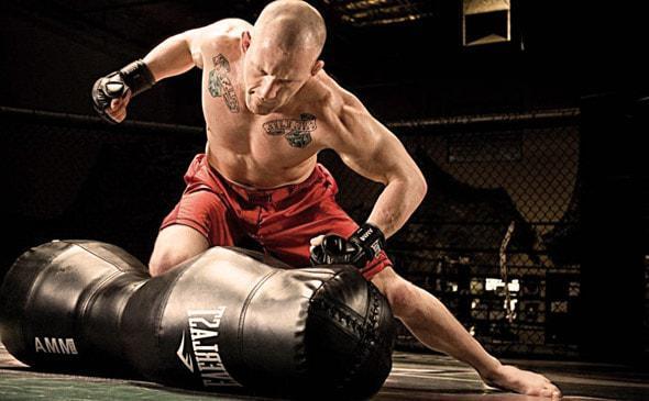 Смешанные боевые искусства (MMA)
