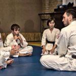 Тренировки для детей по бразильскому джиу-джитсу