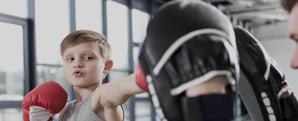 Какая спортивная секция подходит ребенку